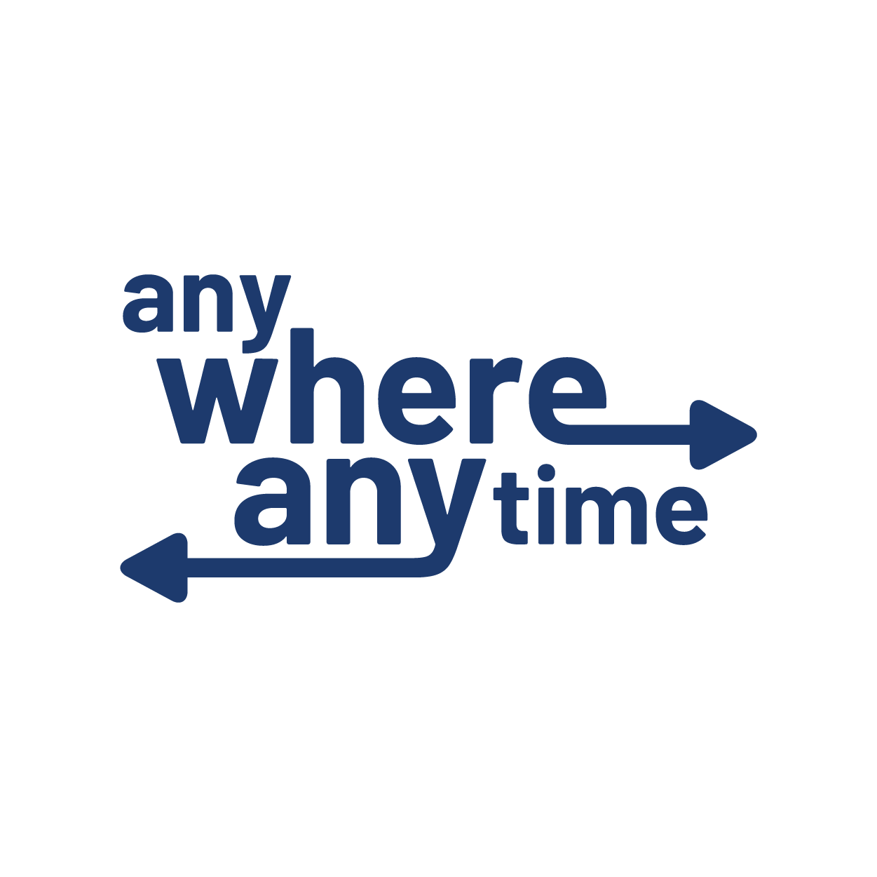Image of the anywhere logo