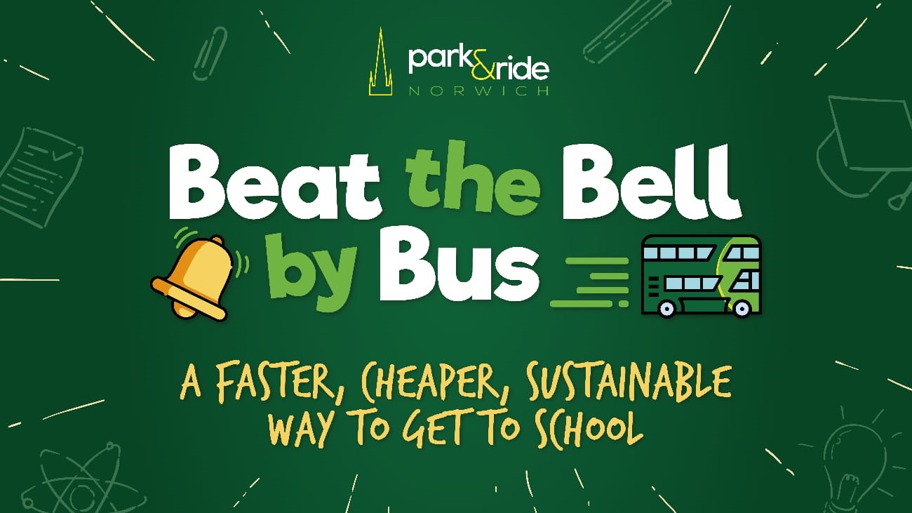 Beat the bell by bus