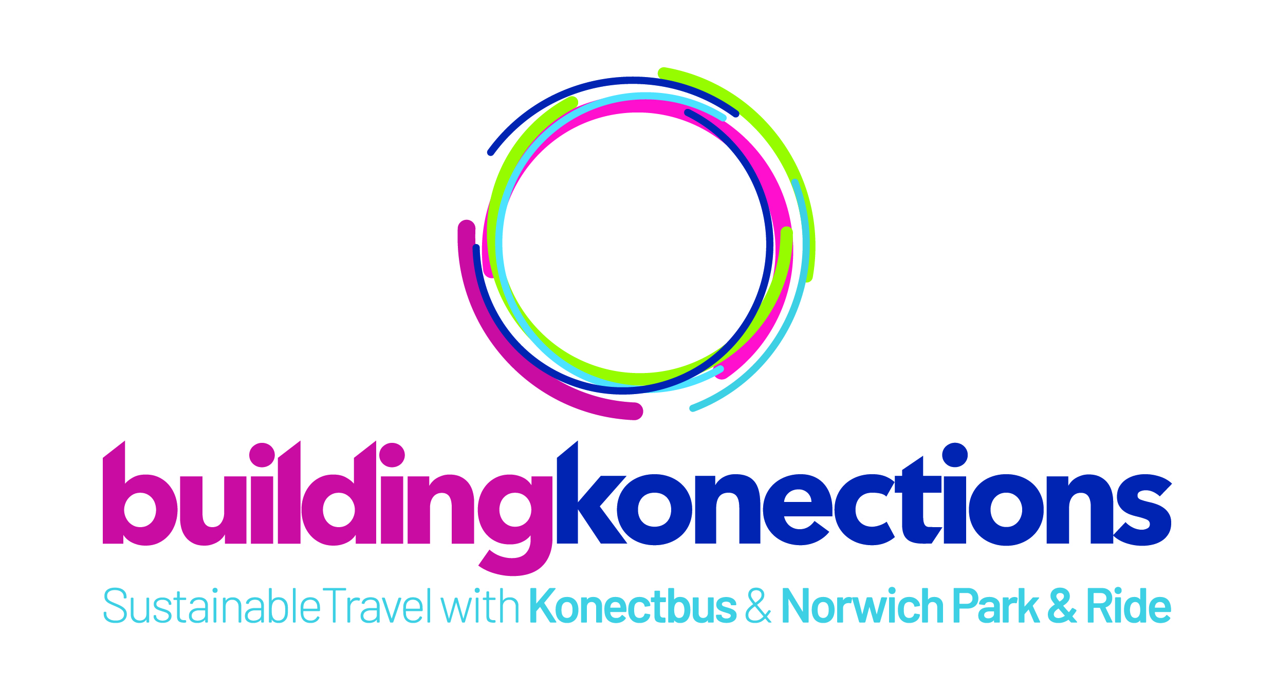 Image of the building konections logo