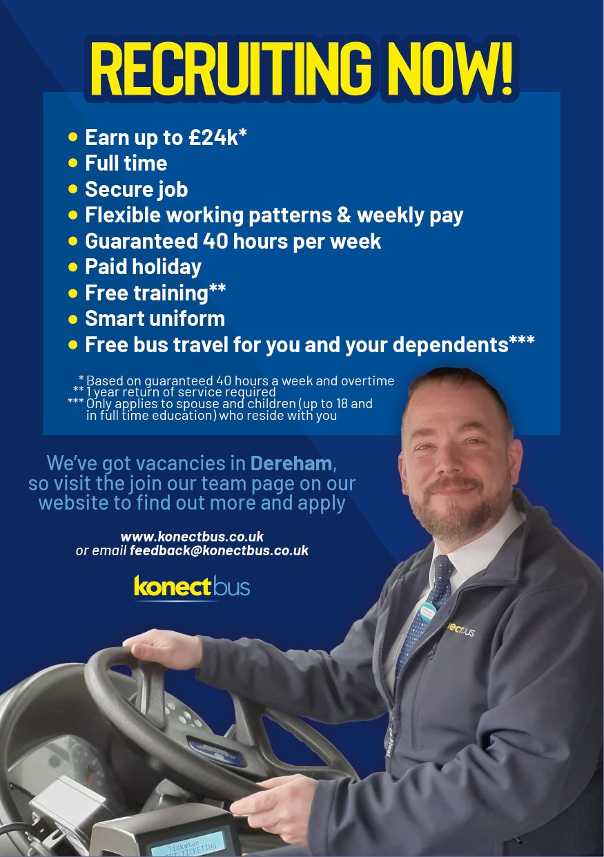 Image of bus driver recruitment
