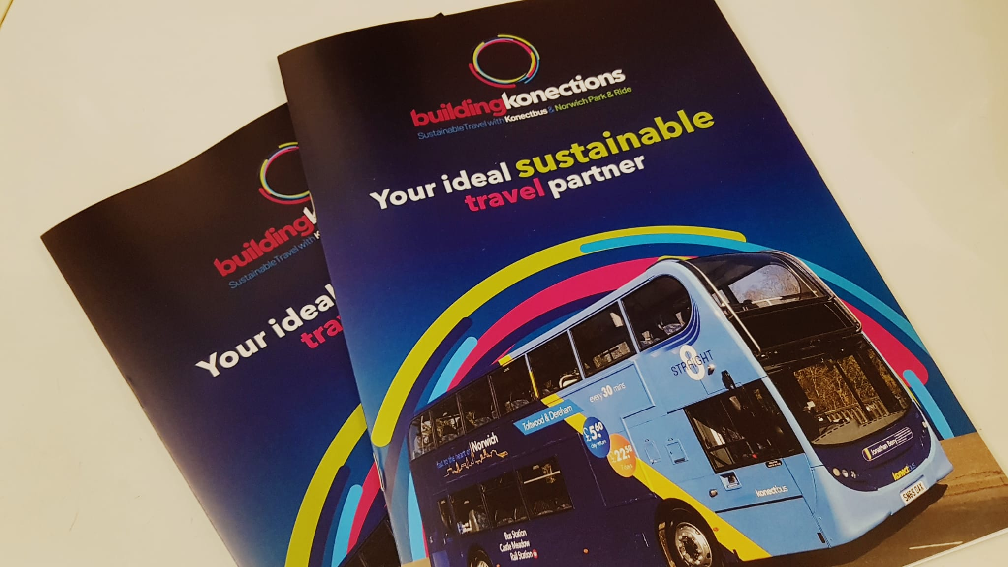 Image of our building Konections sustainability guide