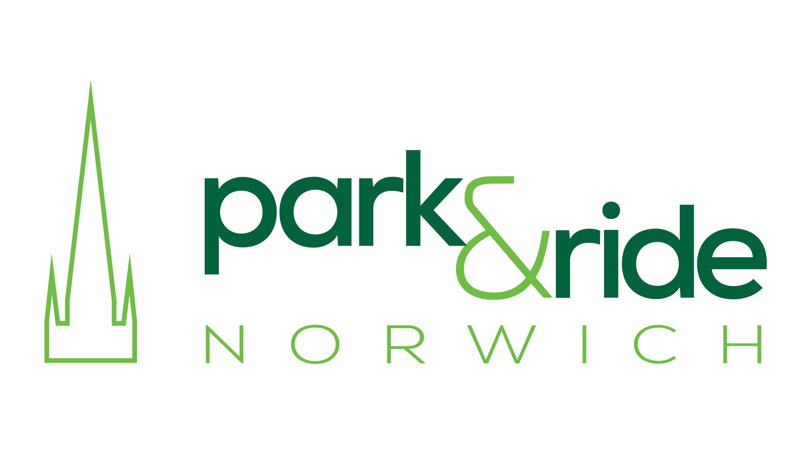 Norwich Park & Ride logo